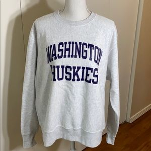Champion Washington Huskies Sweatshirt